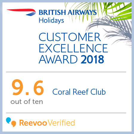 British Airways Customer Excellence Award